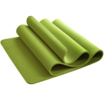 Solid Color Yoga Mat