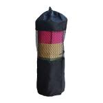 手提式瑜伽垫透气网袋