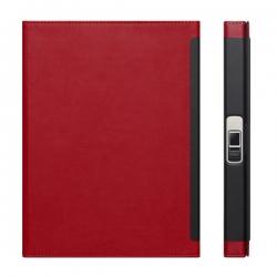 指紋鎖筆記本