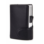 Genuine Leather Anti-theft Double Cardholder
