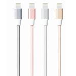 素色Apple數據線