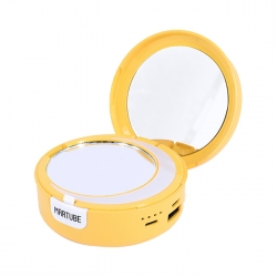 MARTUBE化妝鏡充電寶