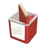Pen Desk Calendar