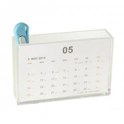 收納筒枱曆