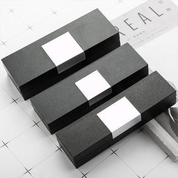 商務翻蓋筆盒