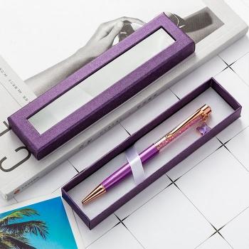 紙質開窗筆盒