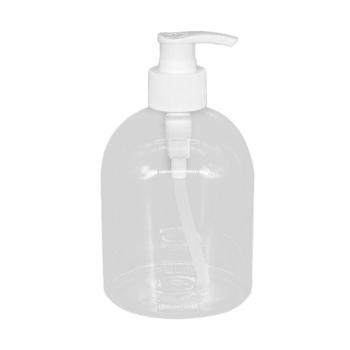 透明洗手液瓶