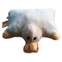 動物摺疊坐墊