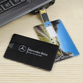 超薄卡片USB儲存器