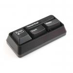 Mini Keyboard Shape Stationary Set