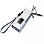 太阳能军刀电筒