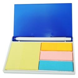 Memo Pad With Pen