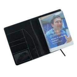 皮製筆記本