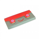 Button Memo Pad