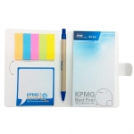 Memo Pad with Pen