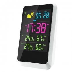 天氣預報時鐘