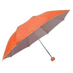 單色縮骨摺疊傘