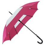Creative Double Color Square Umbrella