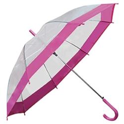 23吋雙色直桿傘