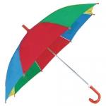 卡通印花直桿傘