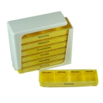 Plastic Seven Days Pill Box