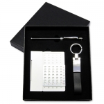 Calendar+Keychain+Roller Pen Business Set