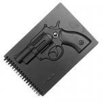 手槍筆記本