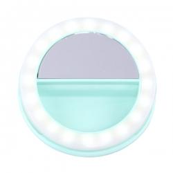 圓形帶鏡補光燈