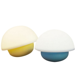蘑菇感應燈