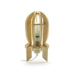 DIY炸彈檯燈