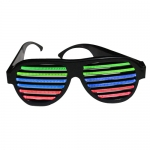 LED Light Voice Glasses