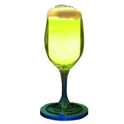 Wineglass Lamp