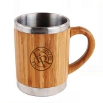 Bamboo Handle Cup