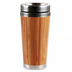 Bamboo Thermal Mug