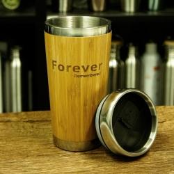竹制咖啡杯