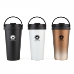 Portable Stainless Steel Double-layer Insulation Cup