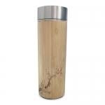 Bamboo Vaccum Flask