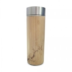 Bamboo Vacuum Flask