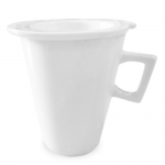 帶杯蓋陶瓷杯