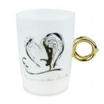 Ring Ceramic Mug