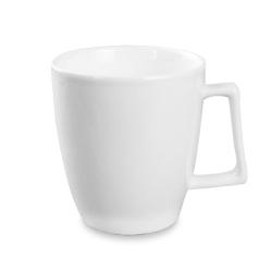 方形柄陶瓷杯