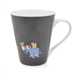 Trapezium Magic Mug