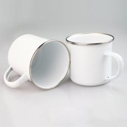 復古經典搪瓷杯