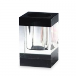 Rectangle Crystal Pen Holder