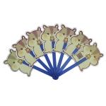 Seven Folding Fan