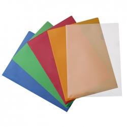 L型單頁文件夾文件袋
