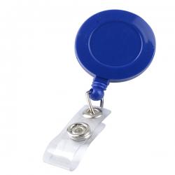 圓形伸縮證件扣