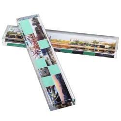 長方形水晶紙鎮