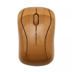 Environmental Protection Wireless Bamboo Mouse