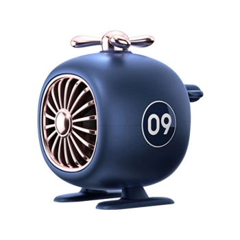 Mini helicopter bluetooth speaker